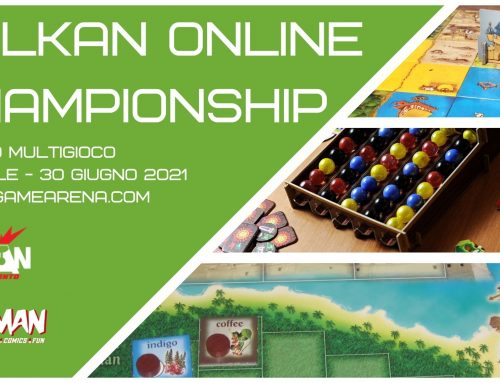 Regolamento Volkan Online Championship 2021 – Spring