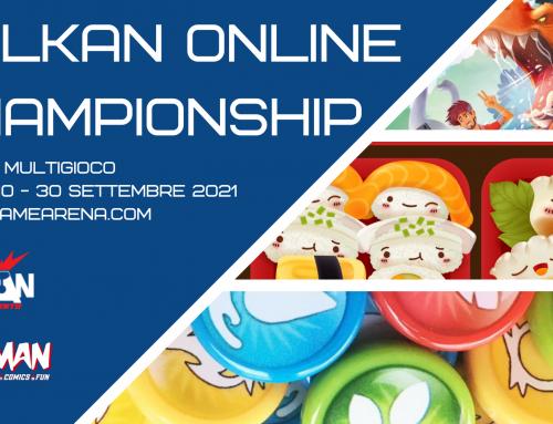 Regolamento Volkan Online Championship 2021 – Summer