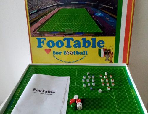 Footable – il calcio da tavolo